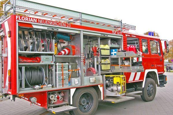 Schlüsselsafe Test Feuerwehr