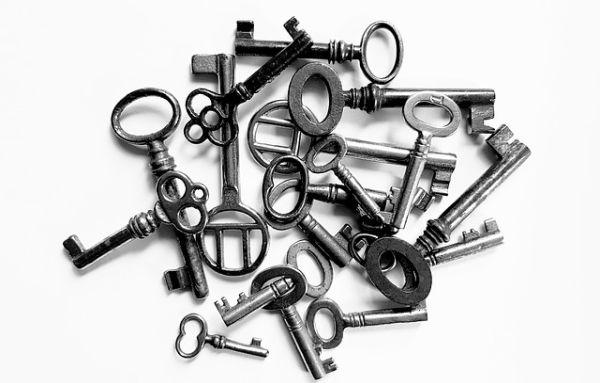 Edelstahl Schlüsselkasten hilft gegen Schlüssel Chaos