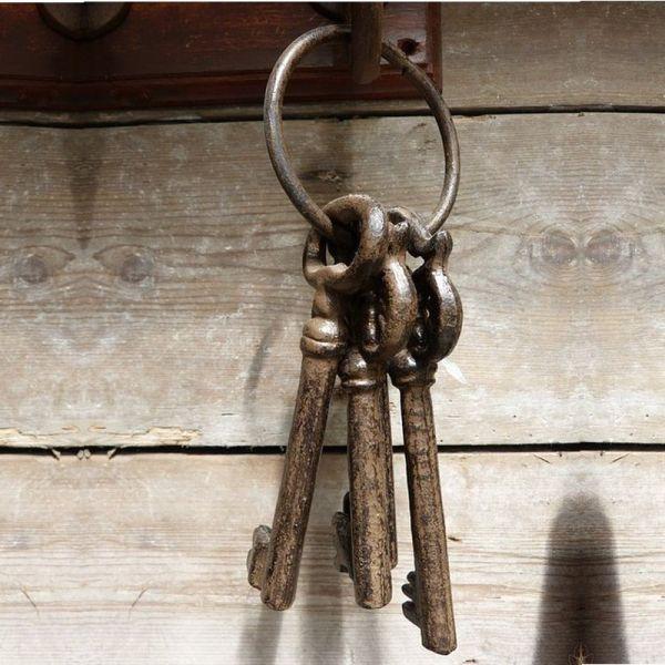 Schlüsselkasten Antik Retro Vintage Design