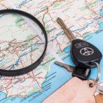 Schlüsselkasten Zahlenschloss Car-Sharing