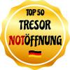 Siegel V1-TOP 50 Tresor Notöffnung in Deutschland_tresor-safe-ratgeber.de
